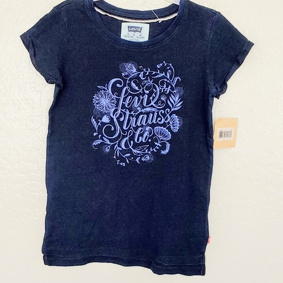Levi's Other - Levi's Girl's T- Shirt
